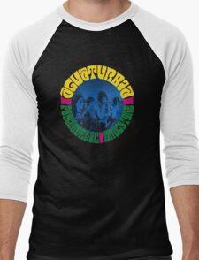 Aguaturbia- Psychedelic Drugstore Men's Baseball ¾ T-Shirt