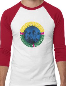 Aguaturbia- Psychedelic Drugstore Men's Baseball ¾ T-Shirt