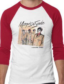 Marquis de Sade - Danzig Twist Men's Baseball ¾ T-Shirt