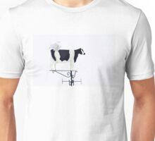 Weather Owl - Snowy Owl Unisex T-Shirt