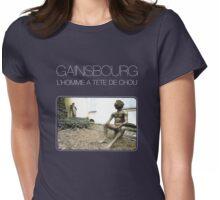 Serge Gainsbourg - L'Homme à tête de chou Womens Fitted T-Shirt