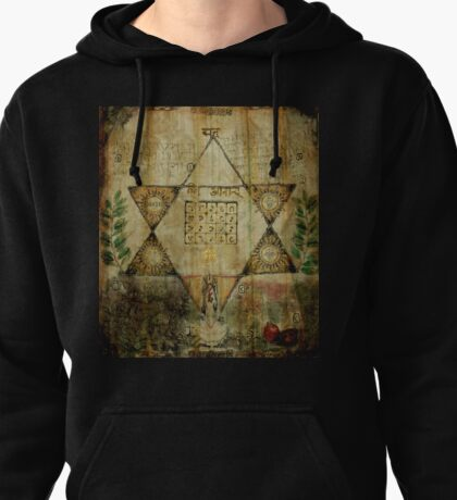 From the Grimoires Inner Desire Become Pullover Hoodie