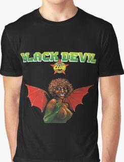 Bernard Fevre - Black Devil Disco Club Graphic T-Shirt