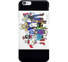 Happy family iPhone Case/Skin