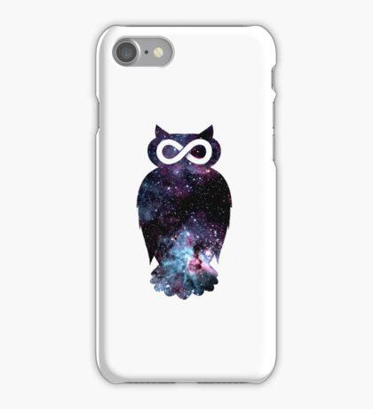 Super Cosmic Owlfinity iPhone Case/Skin