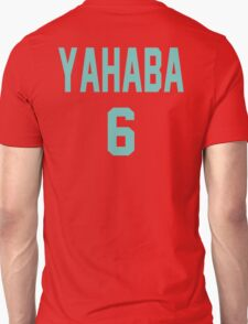 Haikyuu!! Jersey Yahaba Number 6 (Aoba) Unisex T-Shirt