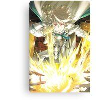 Fire Emblem Fates - Corrin (Light Blood) Canvas Print