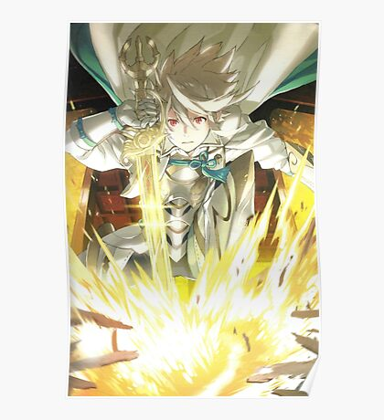 Fire Emblem Fates - Corrin (Light Blood) Poster