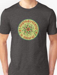 Neurodiversity Mandala  T-Shirt