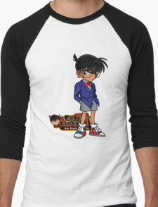 detective conan Men's Baseball ¾ T-Shirt