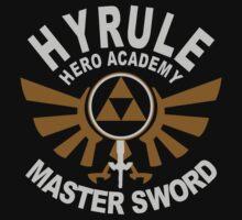Hyrule academy One Piece - Short Sleeve