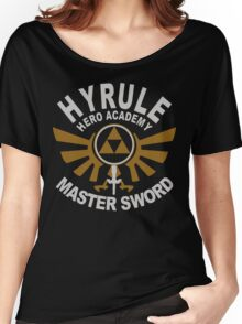 Hyrule academy Women's Relaxed Fit T-Shirt
