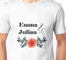 Emma and Julian Unisex T-Shirt