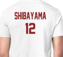 Haikyuu!! Jersey Shibayama Number 12 (Nekoma) Unisex T-Shirt