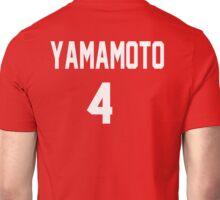 Haikyuu!! Jersey Yamamoto Number 4 (Nekoma) Unisex T-Shirt