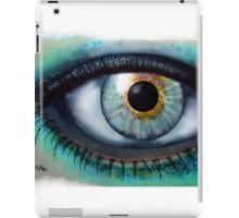 Aquamarine 1 iPad Case/Skin