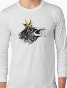 king of crows Long Sleeve T-Shirt