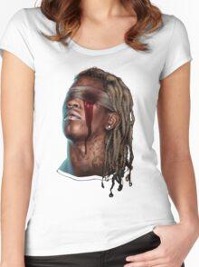 SLIME SEASON 3 (4K) Women's Fitted Scoop T-Shirt