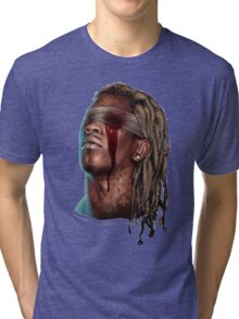 SLIME SEASON 3 (4K) Tri-blend T-Shirt