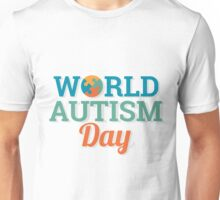 World Autism day Unisex T-Shirt