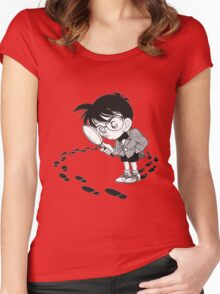 detective conan Women's Fitted Scoop T-Shirt