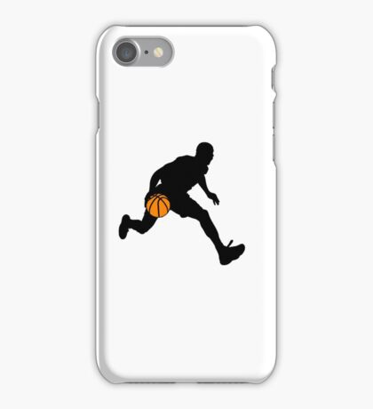 Basketball Player iPhone Case/Skin