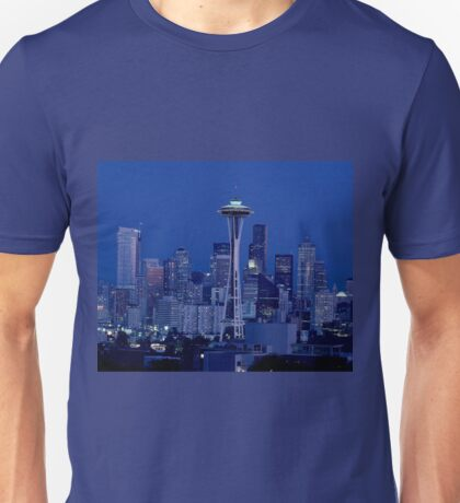 Seattle Washington Unisex T-Shirt