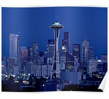 Seattle Washington Poster