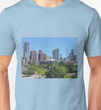Denver Colorado Unisex T-Shirt