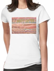 EASTER 77 Womens Fitted T-Shirt