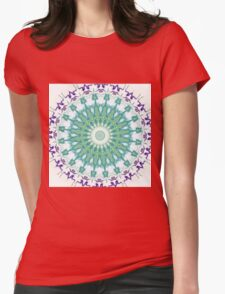 Diamond Ring Womens Fitted T-Shirt