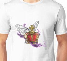 Moth Crown Unisex T-Shirt