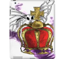 Moth Crown iPad Case/Skin