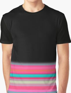 Dance Mix Black Graphic T-Shirt
