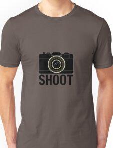 Shoot - photographer's camera Unisex T-Shirt