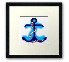 Summertime Sailor  Framed Print