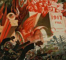 Long live the international socialist revolution! Sticker