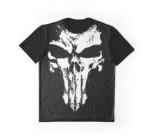 punisher superhero comic  Graphic T-Shirt