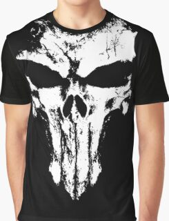 punisher superhero comic  Graphic T-Shirt