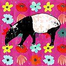 Tapir by Sybille Sterk