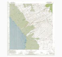 USGS TOPO Map Hawaii HI Kawaihae 349413 1956 24000 One Piece - Short Sleeve