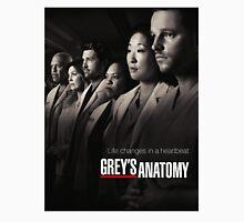 Grey's Anatomy Cast Unisex T-Shirt