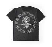 Yggdrail - Norse tree of life  Graphic T-Shirt
