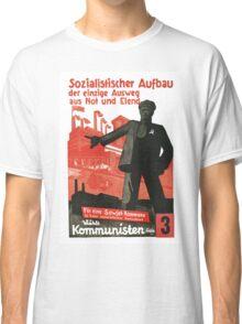 Socialist Construction Classic T-Shirt
