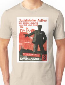 Socialist Construction Unisex T-Shirt