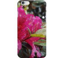 Flower love iPhone Case/Skin