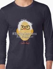 Birdie Sanders Bernie Sanders #BirdieSanders President #FeelTheBird #FeelTheBern Cartoon Meme T-Shirt