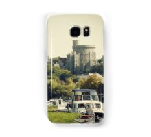 Windsor Castle and Boats Eton Brocas Samsung Galaxy Case/Skin