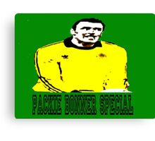 Packie Bonner Special Canvas Print