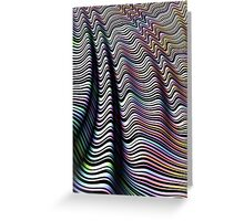 Candy Folds Greeting Card